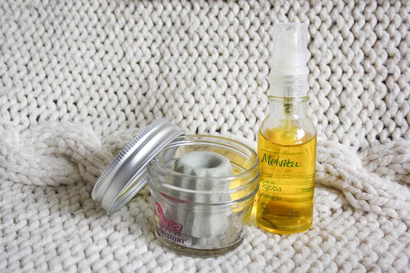 lamazuna shampoo solido olio di jojoba