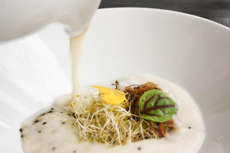 gentle gourmet café restaurant vegan gastronomique paris