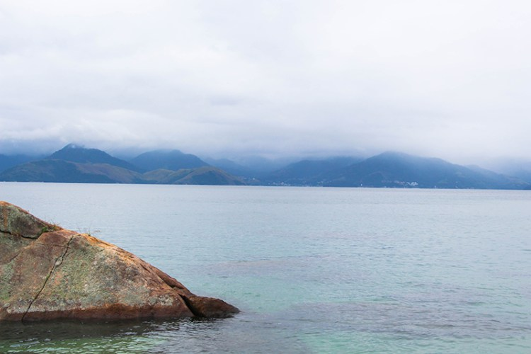 ilha grande paysage océan