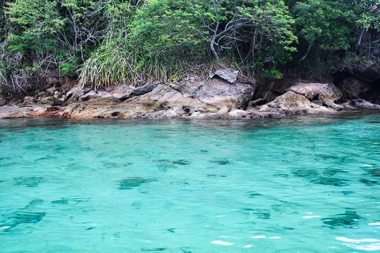 ilha grande lagoa azul