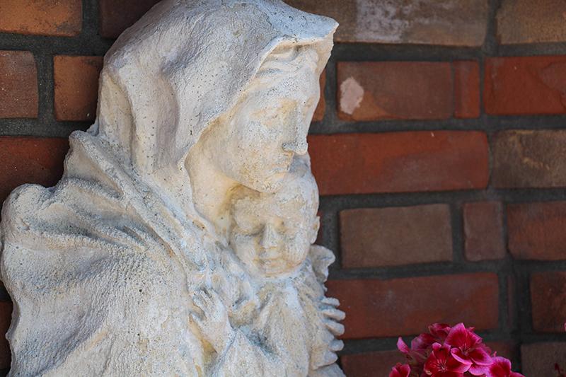torcello statue