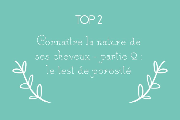 top 2 test de porosité