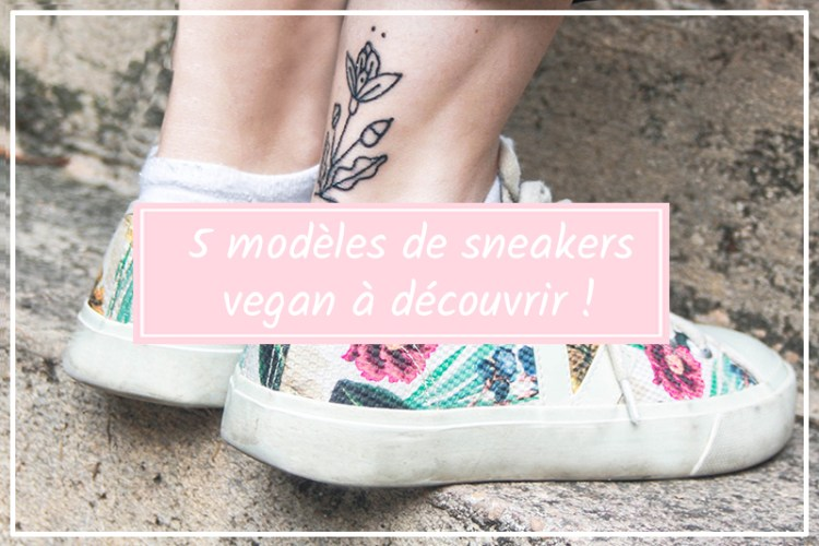 sneakers vegan selection