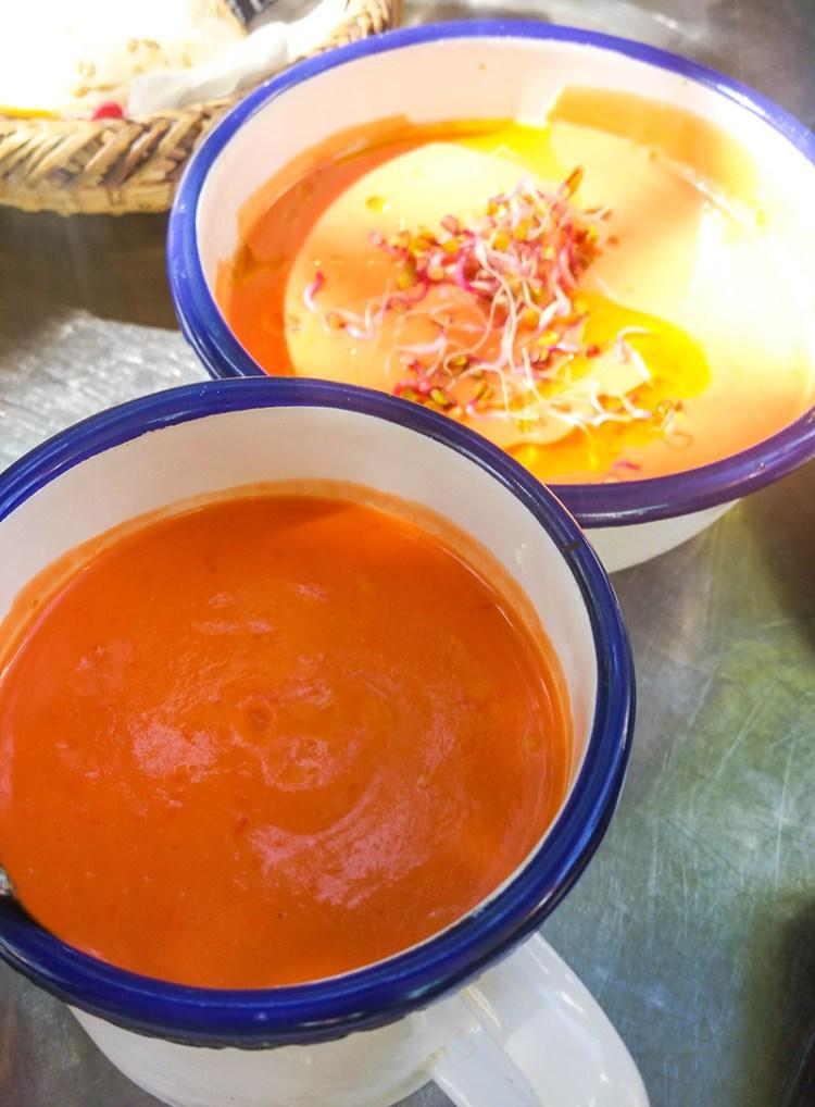 restaurant vegetarien vegetalien vegan seville espagne andalousie cordoue grenade