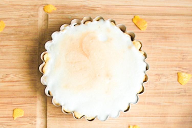 tarte citron vegan meringuee recette