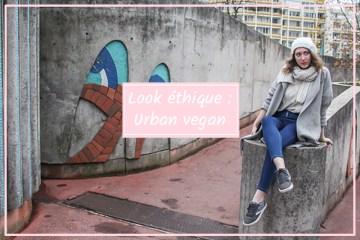 look automne hiver urban vegan