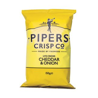 Pipers Cheddar & Onion