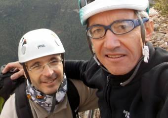 Amb en Joan Brunet