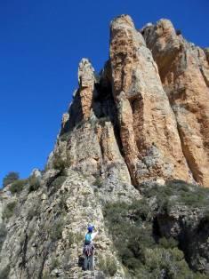 4art. Llarg. En Jordi, fotografiant el Pilar dels Tres