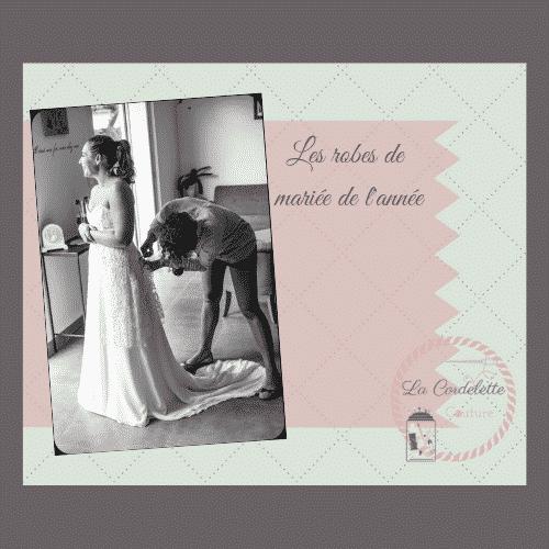 Robes de mariée de l'année