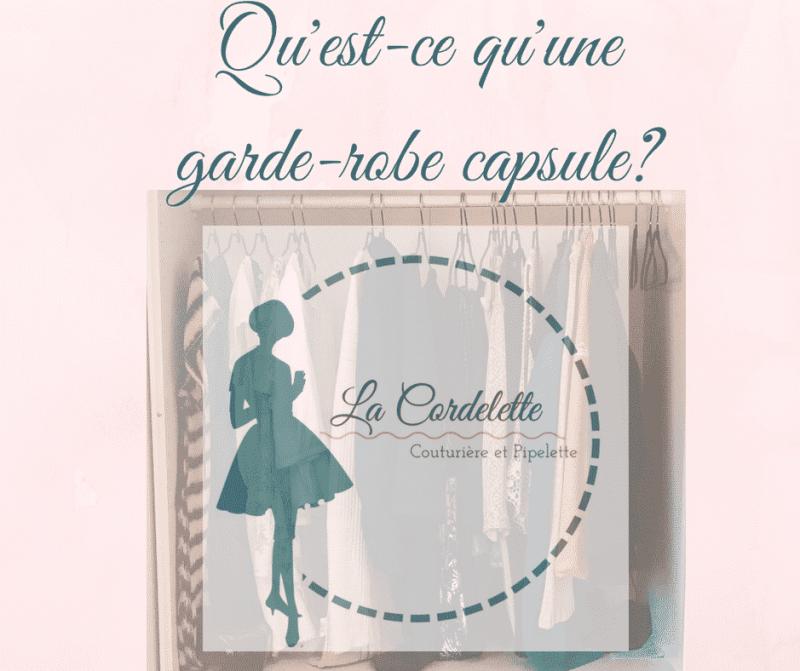 garde-robe capsule