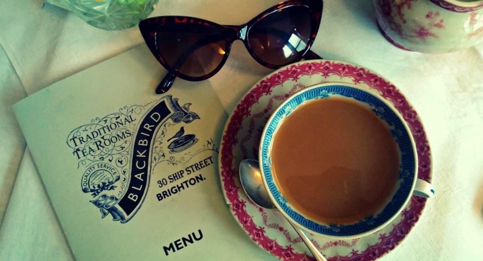 BlackBird Tearoom