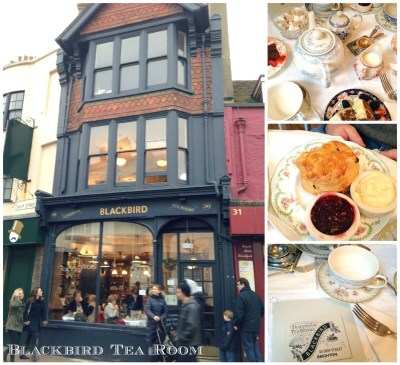 BlackBird Tearooms