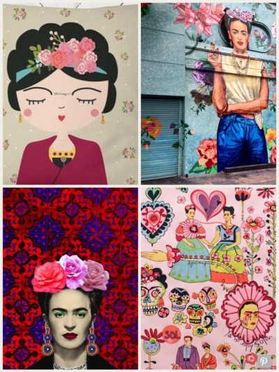 Frida Kahlo Accessories