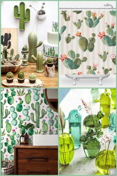 Cactus-themed products