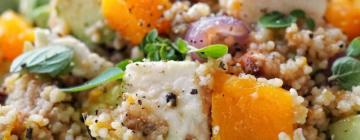 Makaron tagliatelle z szynką prosciutto i gorgonzolą