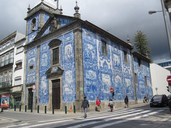 Iglesia de Oporto