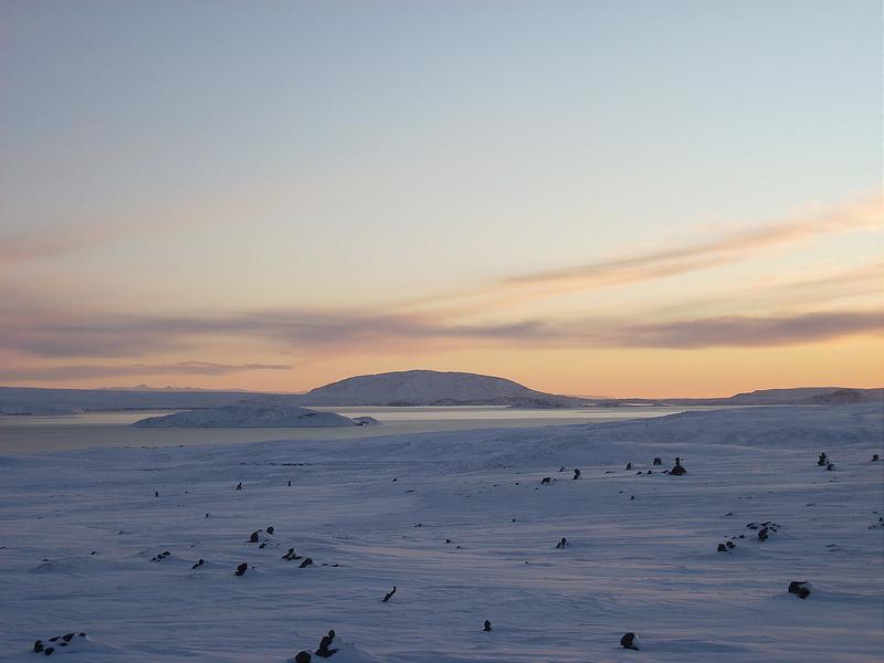 Viajar a Islandia en invierno