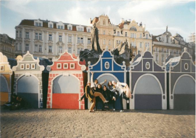 Adiós Praga