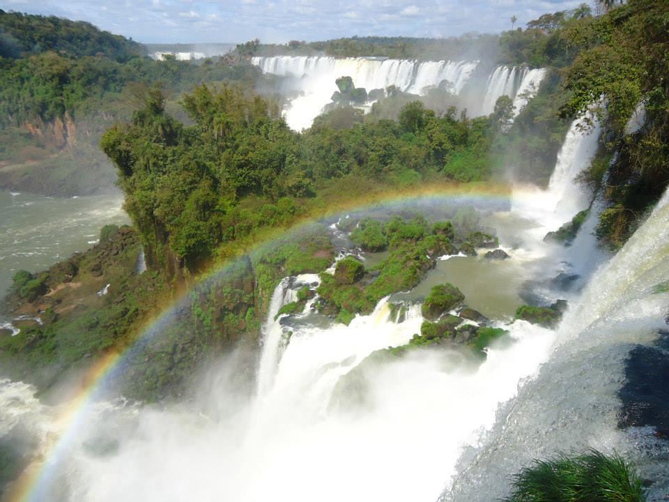 Cataratas de Iguazú, Argentina y Brasil
