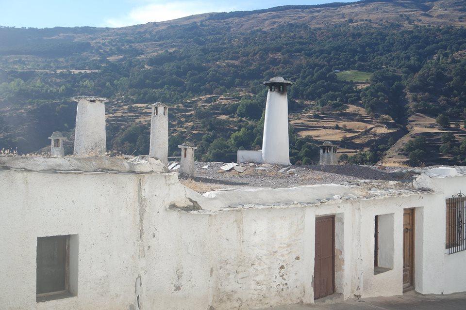 Chimeneas de la Alpujarra