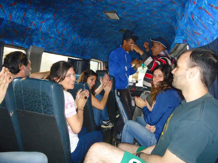 Autobús por Marruecos