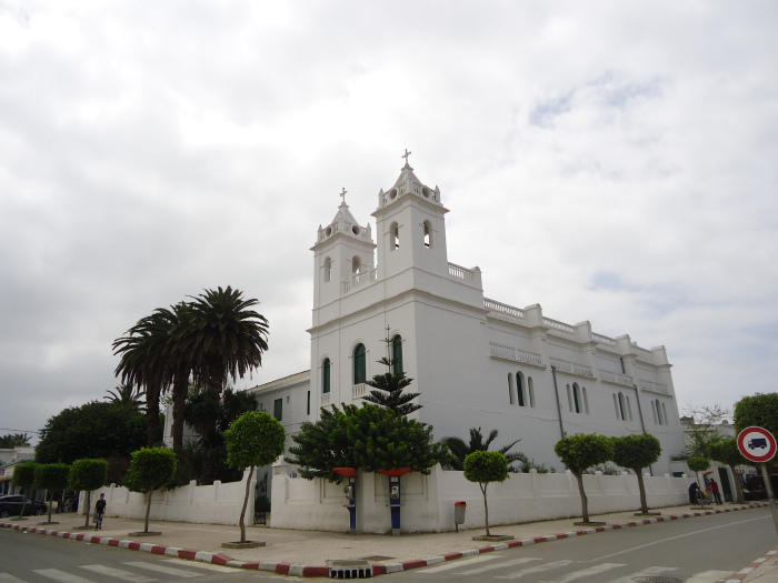 Iglesia de Assilah