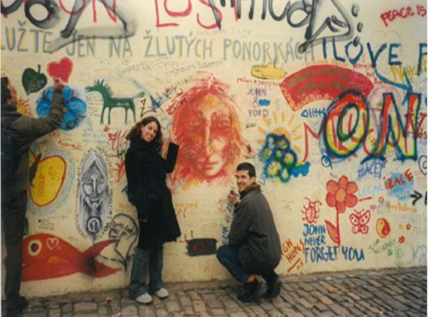 Muro de John Lenon
