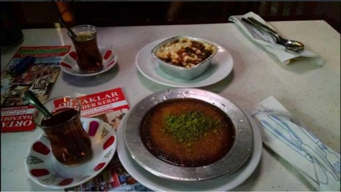 Postres turcos