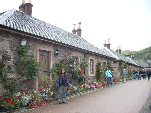 Luss, los pueblos más bonitos de Escocia