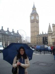 Londres, bye bye
