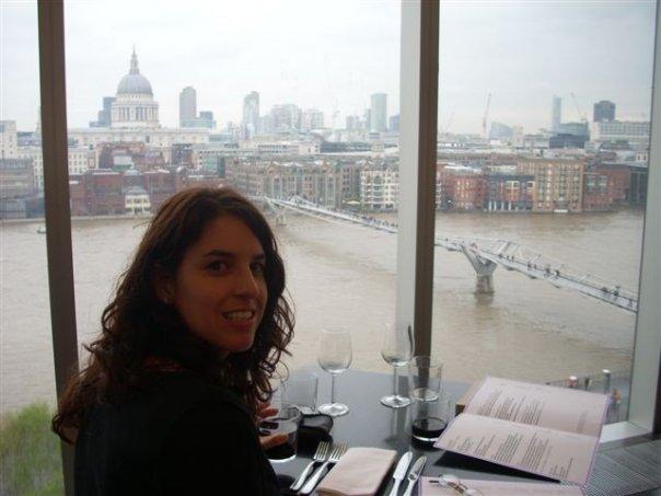 Cagetería de la Tate Modern