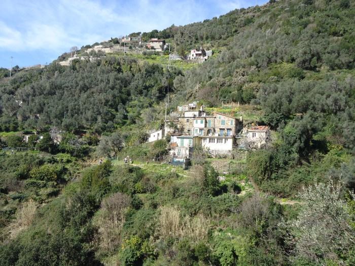 Sendero de Monterosso a Vernazza