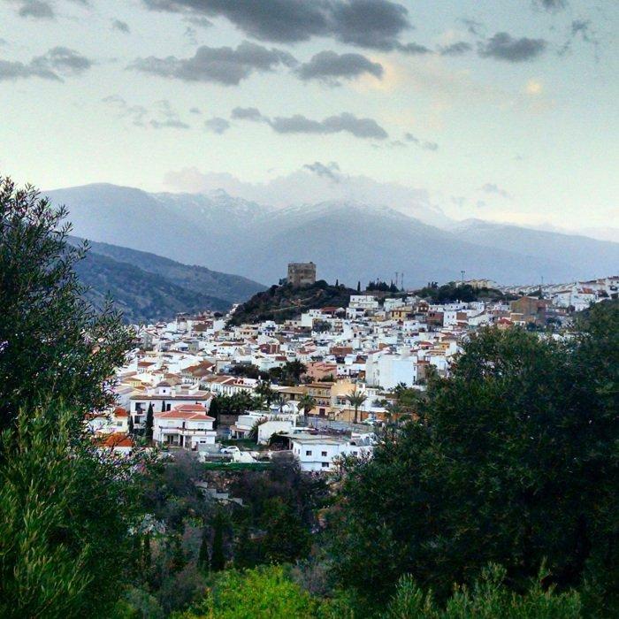 Vélez Benaudalla, Granada