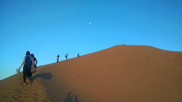 La gran duna