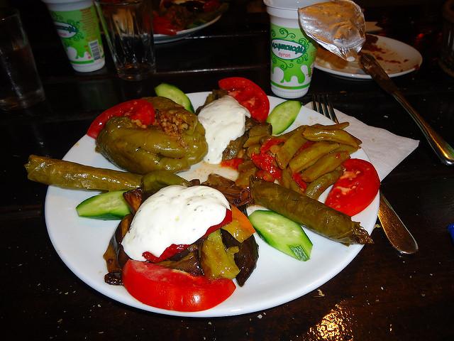 Mezzes turcos