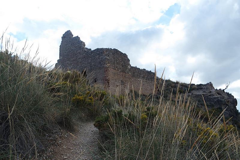 Castillo de Mondújar, Granada