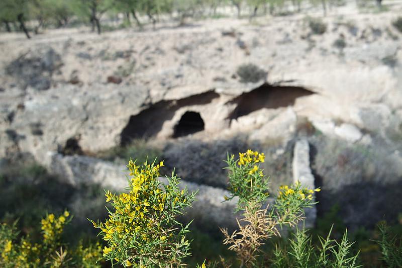 Cuevas de los nazaríes, Mondújar