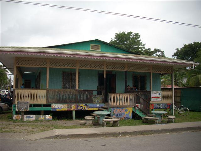 Escuela de Puerto Viejo