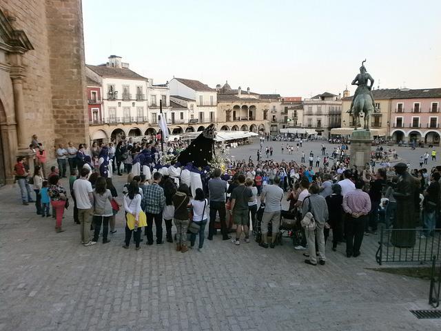 Semana Santa en Trujillo