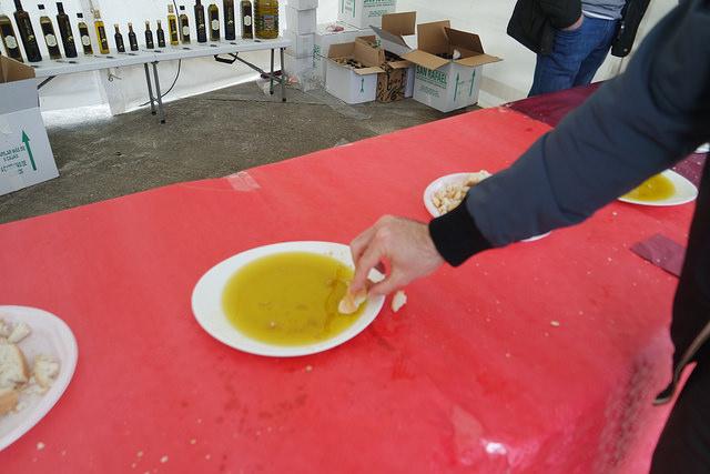 Aceite de oliva de Jaén