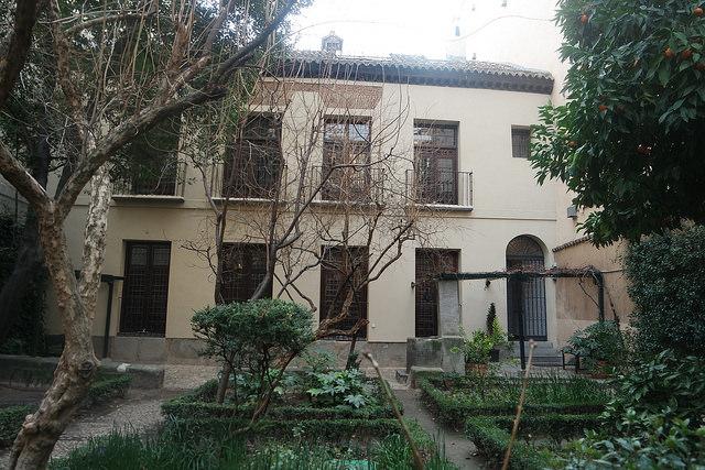 Casa museo lope de vega en madrid el nido del f nix - Casa vega madrid ...