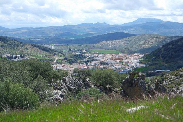 Frailes, Sierra Sur de Jaén