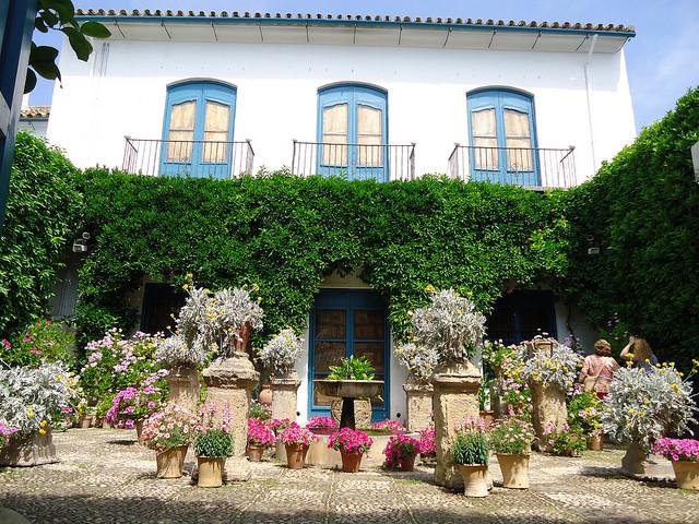 Palacio de Viana, patios de Córdoba