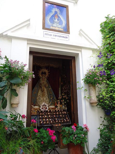 Patios de Santa Marina, Córdoba