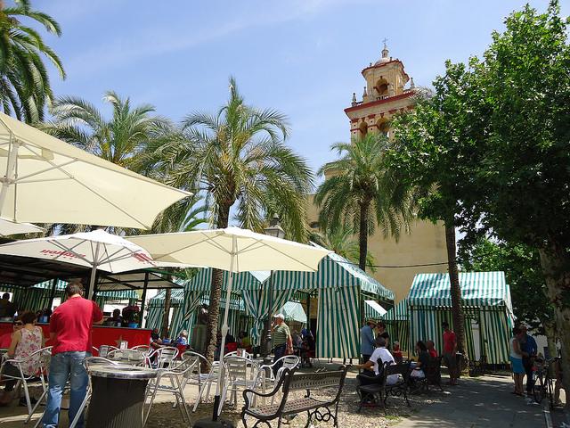 Puestos de caracoles, Córdoba