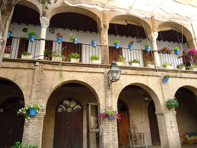 Zoco de artesanía, Córdoba