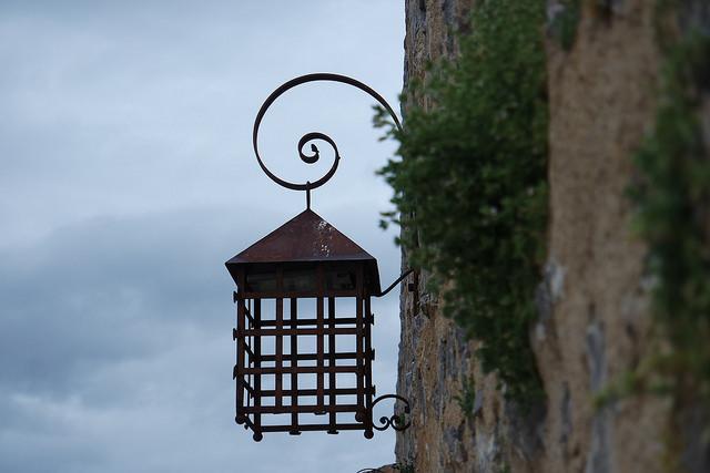 Farol, castillo de Alcaudete