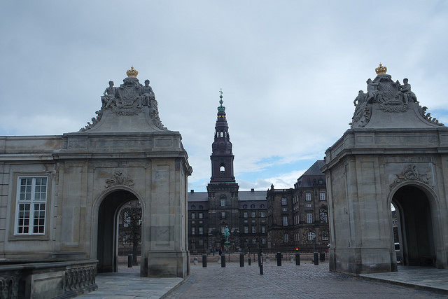 Parlamento de Copenhague