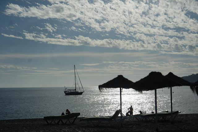 Playa de Almuñécar